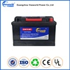 hot model Vela maintenance free Car Battery DIN 75ah auto battery MF car battery best prices