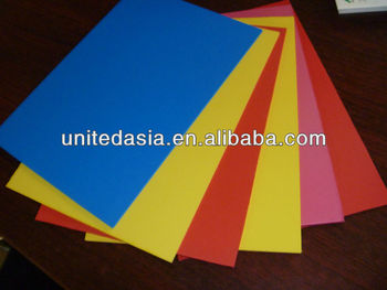 PVC foam sheet for sign board