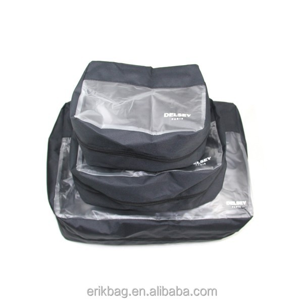 2015 new design 3 in 1 Travel packing cubes in alibaba China