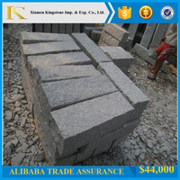 Chinese Light Grey Granite G603 Kerbstones(Good Price+Direct Factory)