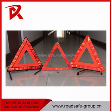 Emergency Car Triangle Sign LED Warning Triangle