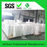 ISO Certificate Best Quality Transparent LLDPE Machine Jumbo film stretch