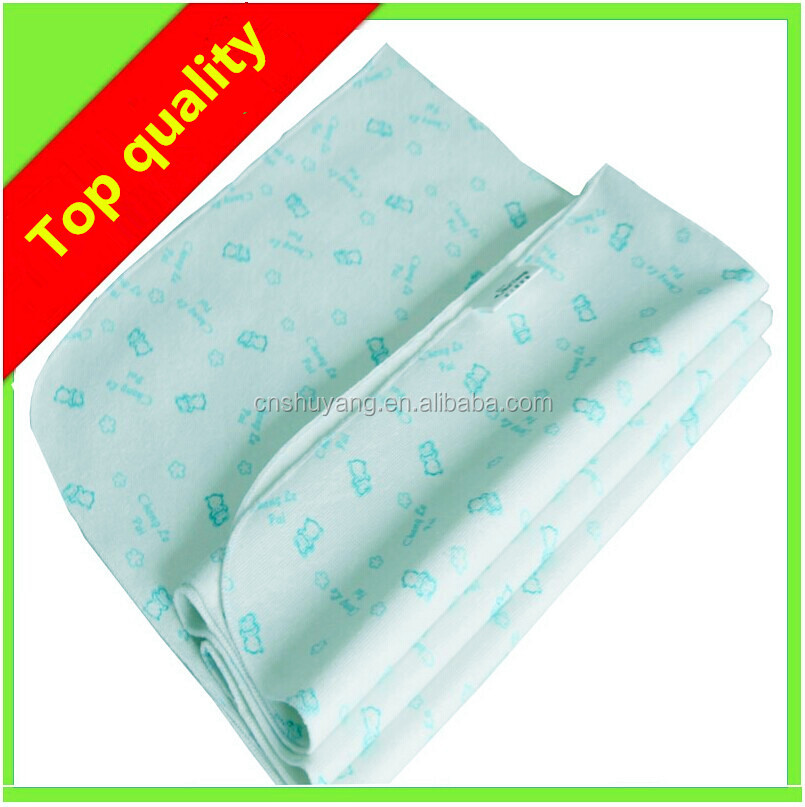 High Quality Disposable Incontinence Non-Woven Single Use Underpad/Hospital Bed Pads for Sale