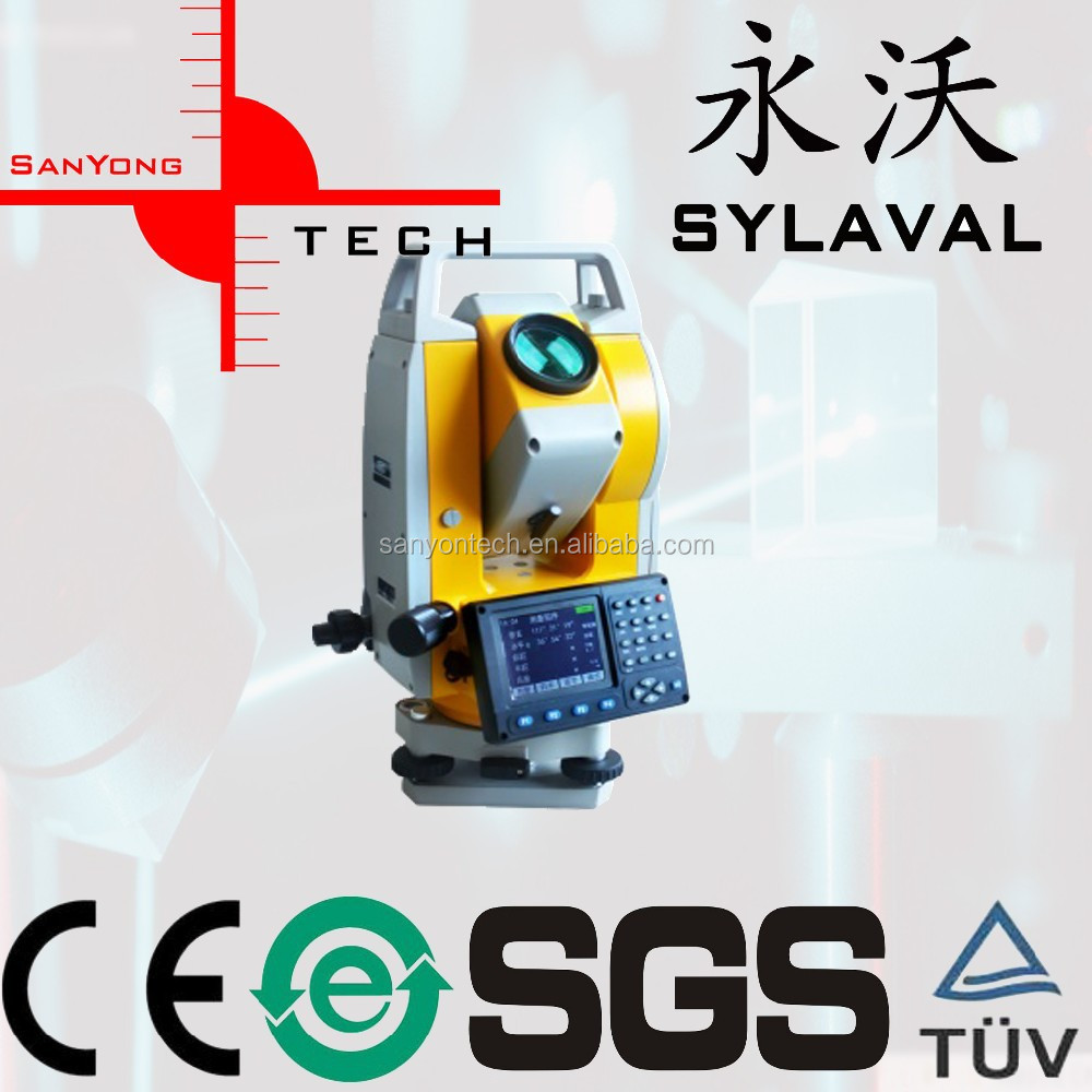 TTS210R/501R China Supplier Estacion Used Total Station Price