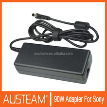 For Sony VGP-AC19V50 Laptop Adapters Genuine 91W 19.5V 4.7A 6.5*4.4mm laptop battery adapter