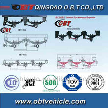 China trailer truck leaf spring assembly