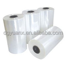 High quality POF heat shrink film roll for protection