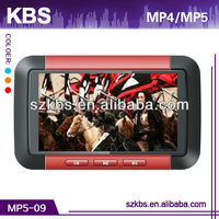 3.0 inch Very Cheap and Fine Supports NTSC/PAL,E-book, SD digital mp3 mp4 mp5 player manual