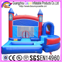 Most Popular inflatable bounce house/inflatable water slides bouncy castle