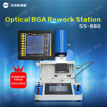 SUNSHINE Tool Mobile Phone BGA Rework BGA Chips Repair Station Welding Machine