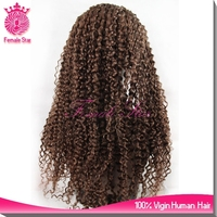 130% density dark brown small cap size long peruvian hair cheap full lace wigs