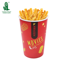16oz takeaway mcdonalds cocacola cold drink and snack paper cup