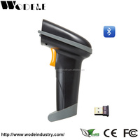High-quality Mini Portable wireless 1D Laser Bluetooth Barcode Scanner Reader for Android Windows
