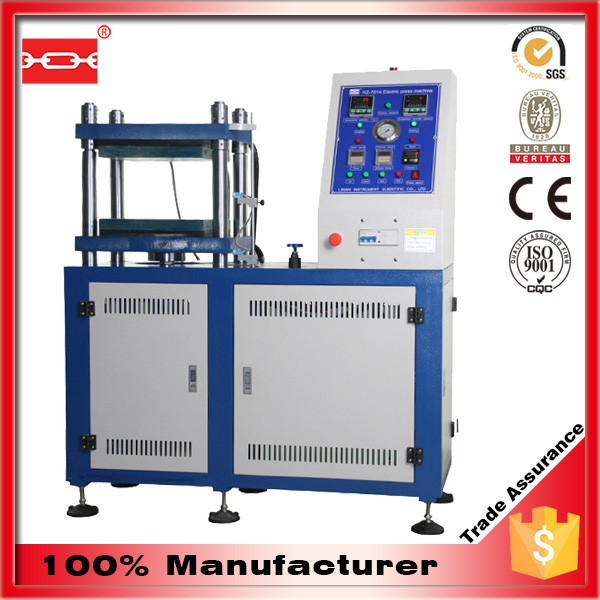Rubber Vulcanization Machine for Belt Joint of Canvas