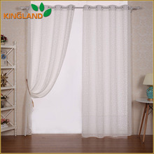 2016 New design European style Ready made Colorful brand name curtain