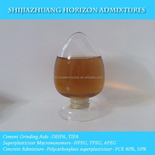 High Range Concrete Water Reducing Agent used in concrete admixtures