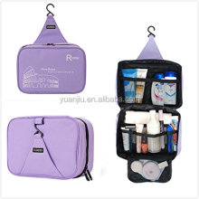 Portable Multi-Functional Waterproof Travel Toiletry Wash Cosmetic Bag Makeup Storage Case Hanging Grooming Storage Bags