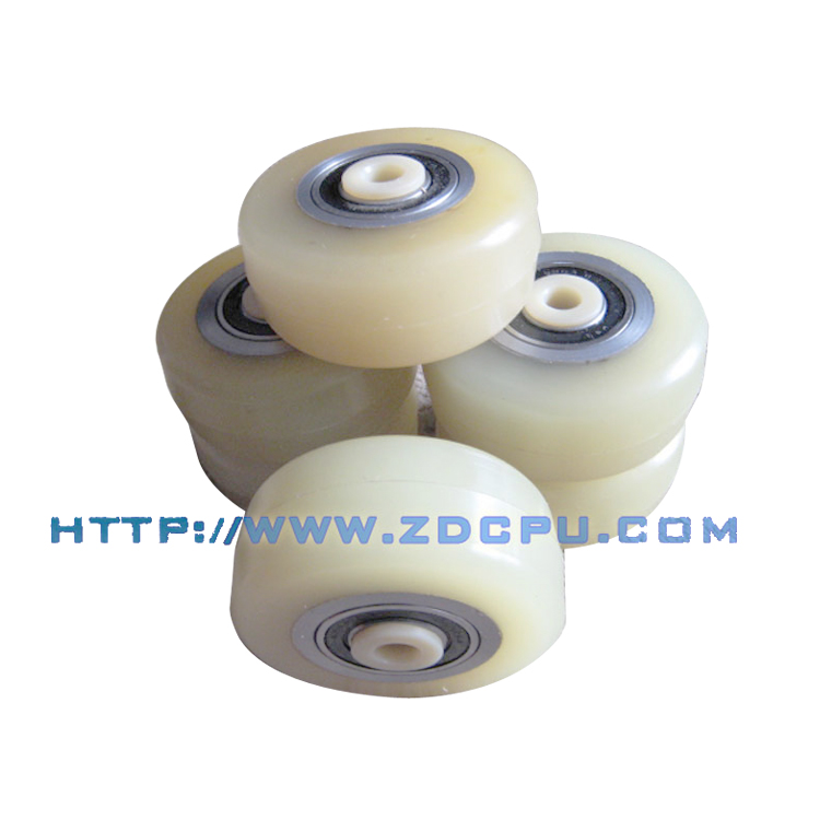 New products high quality engineering plastic shower door wheel