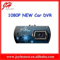 Full hd 1080p car camera dvr video recorder professtional car camera
