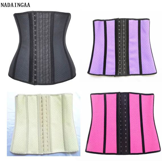 High Waist Trainer Corsets Breathable Slimming Shapes,Plus Size Abdomen Slim