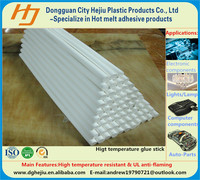 High heat resistant white hot melt adhesives glue stick