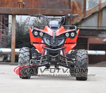 50cc-110cc cheap gas powered atv for sale with 12v battery