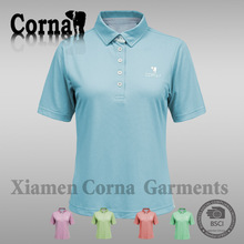 Polo shirt soft cotton plain cheap shortsleeve polo blank designer tshirts