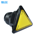 Arcade machine parts factory direct wholesale zero delay triangle switch arcade push button