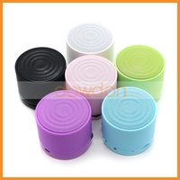 Multi-color Compact Mini Bluetooth Speaker For Cellphone Computer
