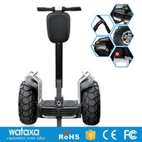 2016 New Off Road Model Folding Electric Mobility Scooter With Samsung Lithium 72V.8.8Ah