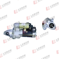 Wholesale auto engine parts starter motor/bosch starting motor for PC200-3 6D105 600-813-4120 0-23000-1231