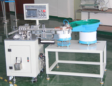 Automatic Y capacitor lead cutting forming machine