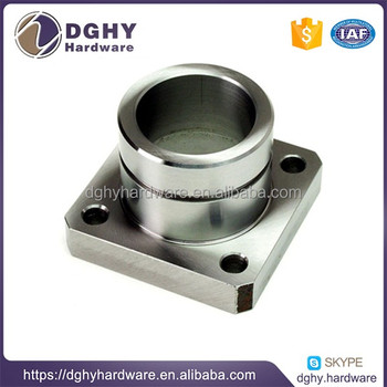 CNC machining parts OEM and Custom with aluminum stainless steel parts