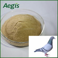 Microbial lysozyme feed additives good effect pigeon medicine for health