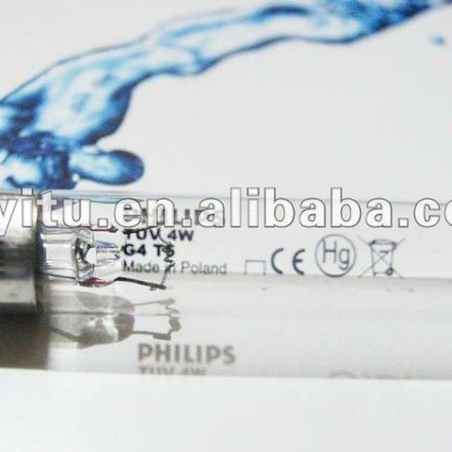 PHILIPS UV lamps UVC lamp TUV 4W UVC 254nm