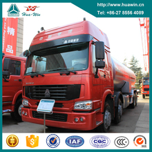 Hot Sinotruk Howo 8x4 Tanker Fuel Oil Delivery Truck for Sale