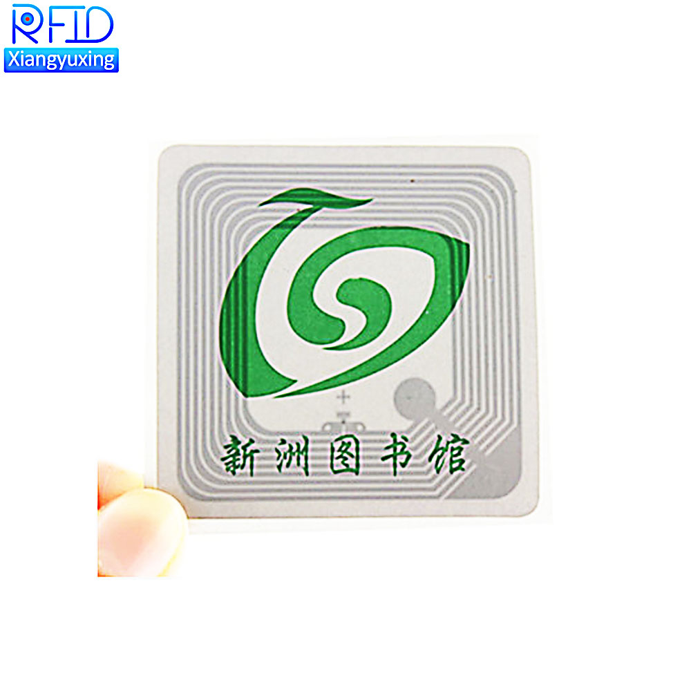 Trade sale price uhf rfid library gantry uhf tag sticker epc for books management