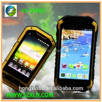 4.3 inch Waterproof phone tough smart Phone with Android 4.2 IP68 Rugged Smartphone tough Mobile phone