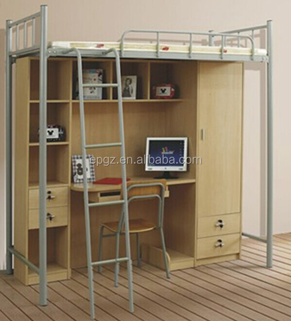 Cheap Bunk Bed, Metal Bunk Bed Parts, Bunk Bed for Adult