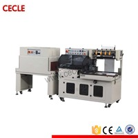 Small size stretch wrapping machine