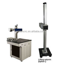 china high quality fiber laser marking machine for electronic and communication products
