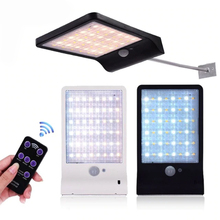 Upgraded Outdoor Waterproof Solar Motion Light 48 <strong>Led</strong>