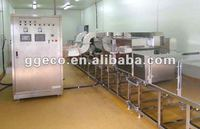 40kW Microwave Thawing Equipment