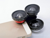Good Quality Phone accessories Digital camera universal clip lens 0.4 X Wide angle lens smart phone