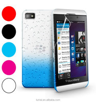 Ultra Slim 3D Rain Drop Crystal Hard Case For BlackBerry Z10 BB 10