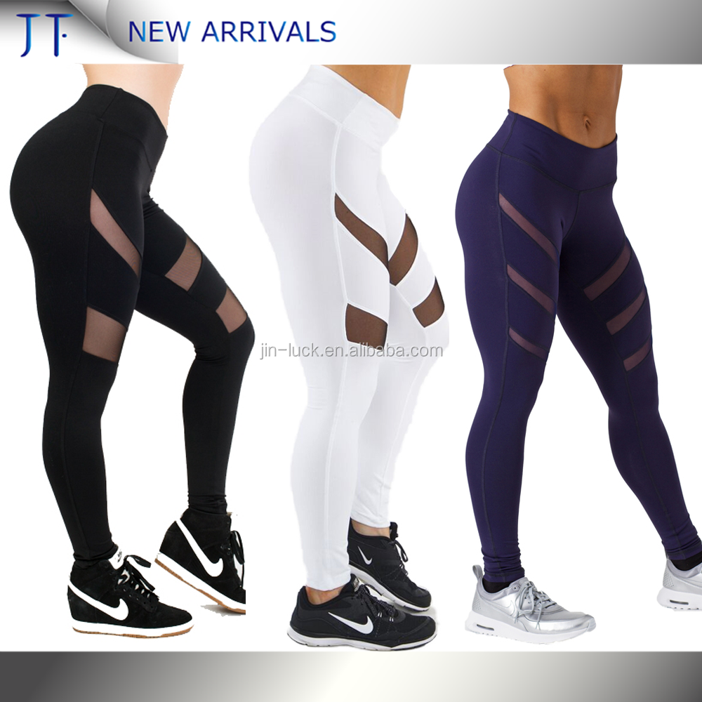 (Free sample)Fitness Running sports wear Tights for Women Sports yoga pants gym clothing