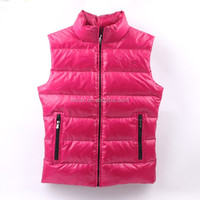 Bright color children vest