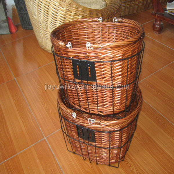 High Quality bike basket decoration