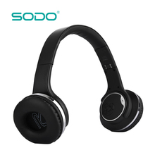 high quality good sound wireless headphone MH1with merry card ,FM radio