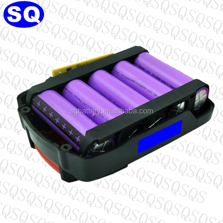 high quality rapid charging very safe 12V lto electronic tools battery pack